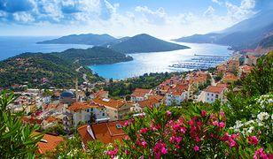 Riwiera Turecka w sierpniu to 34 st. C w dzień i mnóstwo słońca