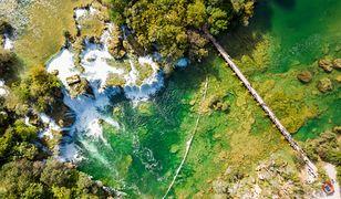 Wodospady Krka są otwarte przez cały rok