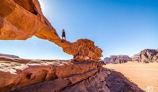 Wadi Rum – wyprawa na Marsa