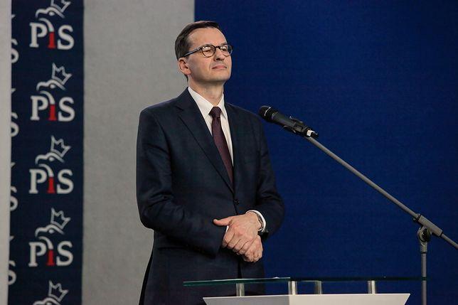 Mateusz Morawiecki przedstawił strukturę nowego rządu w piątek 8 listopada br.