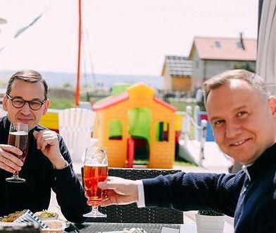 """Wiktor Świetlik: """"Duda i Morawiecki skazani na siebie. Łączy ich polityczny interes"""" [OPINIA]"""
