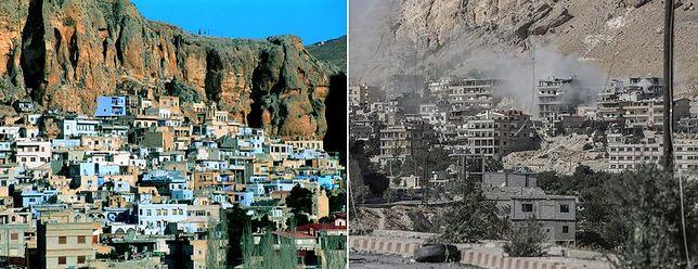 Bezcenne skarby Syrii - Malula