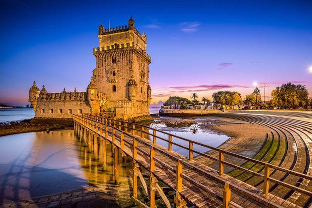 Atrakcje Portugalii - Lizbona