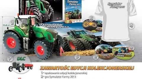 Edycja kolekcjonerska Symulatora Farmy 2013? Techland właśnie dorzucił do pieca