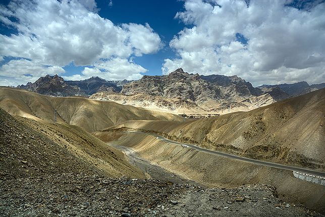 10. Szosa Karakorumska - Pakistan/Chiny