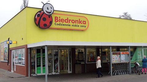 Wyłudzacze danych kuszą kartami podarunkowymi do Biedronki