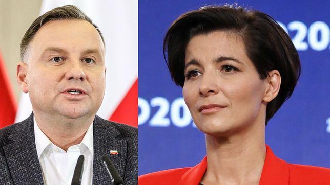 Andrzej Duda, Jolanta Turczynowicz-Kieryłło