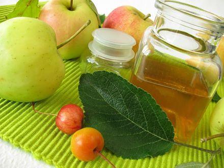 Ocet jabłkowy - zdrowie w płynie