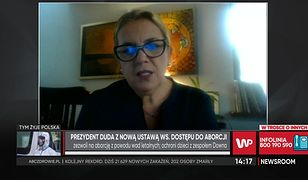 Strajk Kobiet. Elżbieta Jakubiak o udziale młodzieży w protestach