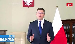"""Zachwyty Marcina Warchoła nad Danielem Obajtkiem hitem w sieci. Krzysztof Śmiszek: """"Jak z Barei"""""""