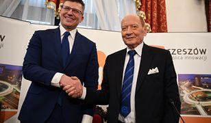 Prezydent Rzeszowa zrezygnował. Wskazał następcę. Reakcja opozycji