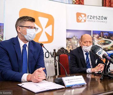 """Bitwa o Rzeszów. PiS myśli, jak """"odgryźć się"""" Solidarnej Polsce. Kampania się rozkręca"""