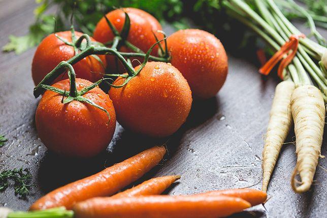Warzywa i owoce - źródło niezbędnych witamin i minerałów