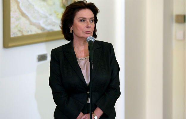 Małgorzata Kidawa-Błońska sceptycznie o starcie prezydenta Komorowskiego w wyborach parlamentarnych