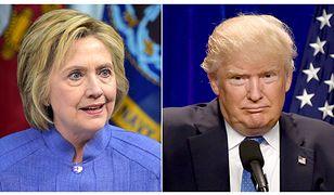 Clinton zwiększa przewagę nad Trumpem. Ma już 2,8 mln głosów więcej