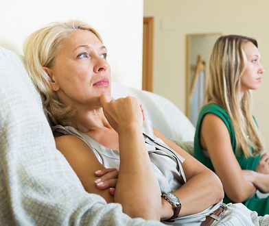 Związek matki i córki to niełatwa sprawa.
