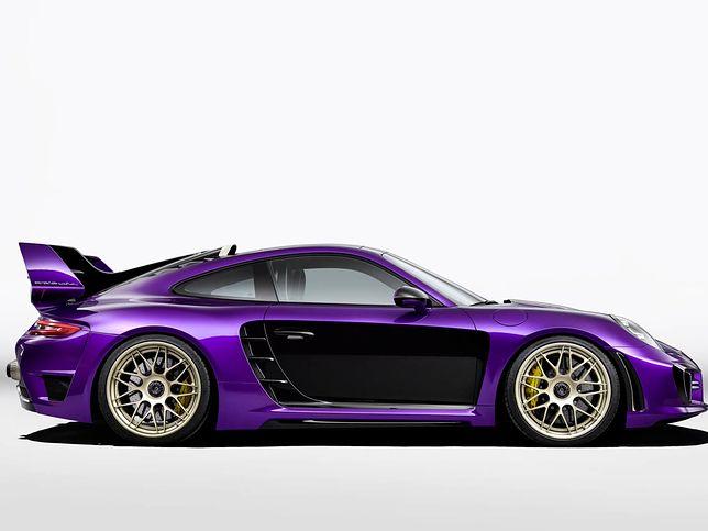 Genewa 2017: Porsche 911 Gemballa (2017) - premiera