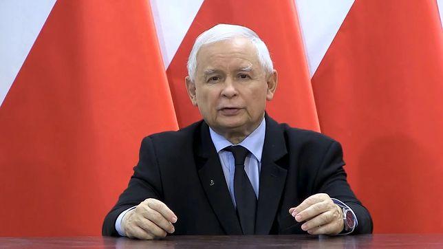 Prezes PiS na Facebooku wzywa sympatyków PiS do obrony kościołów i Polski