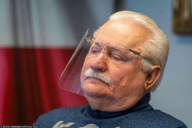 Lech Wałęsa przeszedł operację (zdj. arch.)