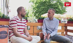 """""""Tak to widzę"""". Ukrainiec o biznesie w Polsce: nikomu nie zabieram pracy"""