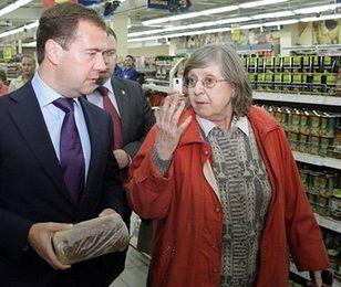 Rosjanom sen z powiek spędzają wysokie ceny i niskie płace