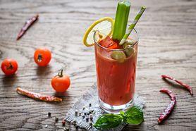 Sok pomidorowy - składniki odżywcze, właściwości odchudzające, właściwości upiększające
