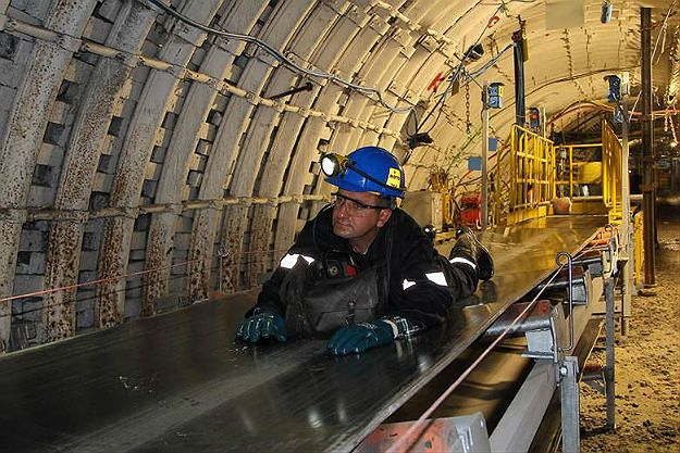 Górnicy w Mysłowicach pojadą do pracy taśmociągiem
