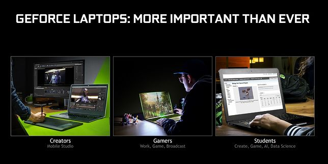 Nvidia GeForce RTX 20 Super w wydaniu mobilnym. Tak wydajnych laptopów jeszcze nie było