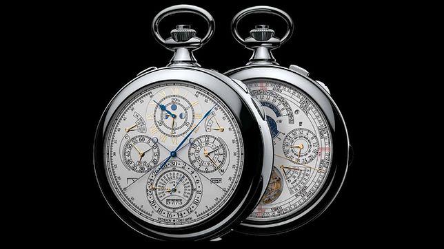 Najbardziej skomplikowany zegarek na świecie - 2800 części i 19 mln złotych