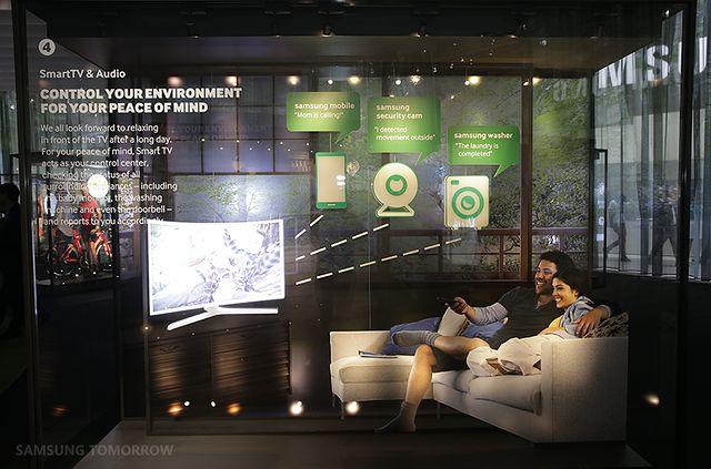 Przyszłość telewizji oczami Samsunga