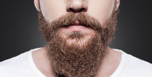 Zapuszczał brodę przez rok i codziennie robił sobie zdjęcie