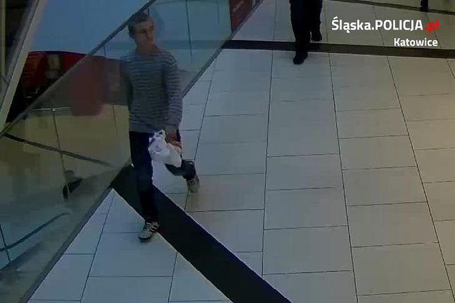 Policja prosi o pomoc w rozpoznaniu sprawcy
