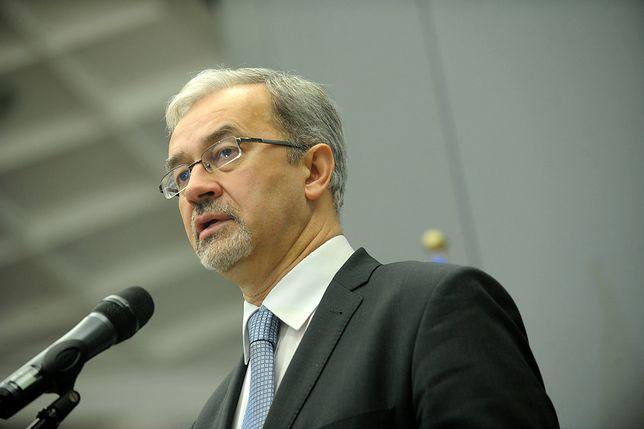 Jerzy Kwieciński od 9 stycznia 2018 roku jest ministrem inwestycji i rozwoju