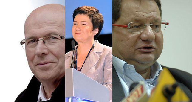 Kto na prezydenta Warszawy?