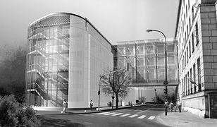 Nowy gmach Sejmu - budowa rusza w przyszłym roku