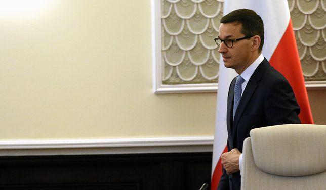 Mateuszowi Morawieckiemu w wizycie na Węgry towarzyszy delegacja licząca 10 osób