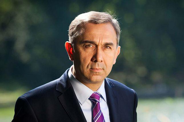 Wicemarszałek Senatu Grzegorz Czelej