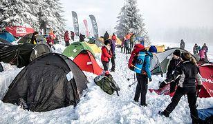 WinterCamp 2016 - przygoda z górskim żywiołem dla każdego