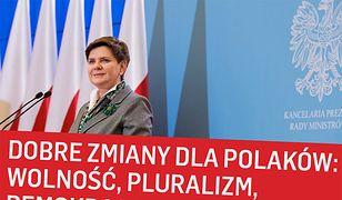 Zobacz broszurę PiS dla europosłów. Jej treść oburzyła opozycję