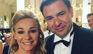 Tomasz Karolak wziął ślub z Sonią Bohosiewicz. Niestety, na potrzeby filmu