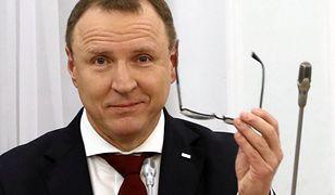 """Jacek Kurski jest zadowolony z wyników oglądalności """"Smoleńska"""""""