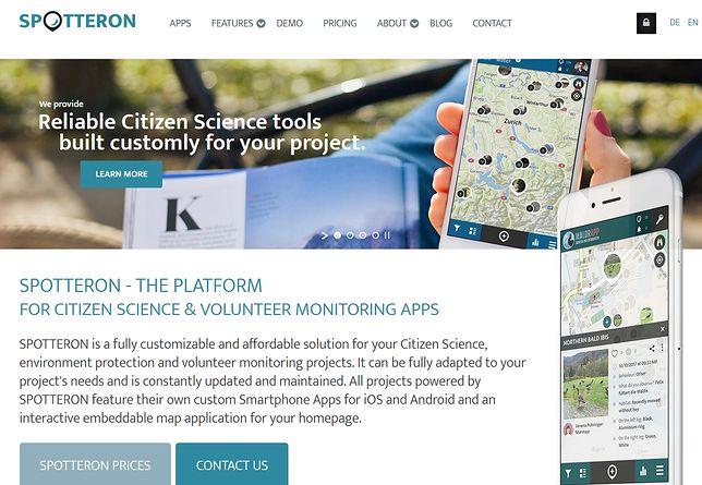 """""""Dzięki danym gromadzonym przez obywateli, naukowcy mogą analizować dużo większą ilość informacji, o ogólnoświatowym zasięgu"""""""
