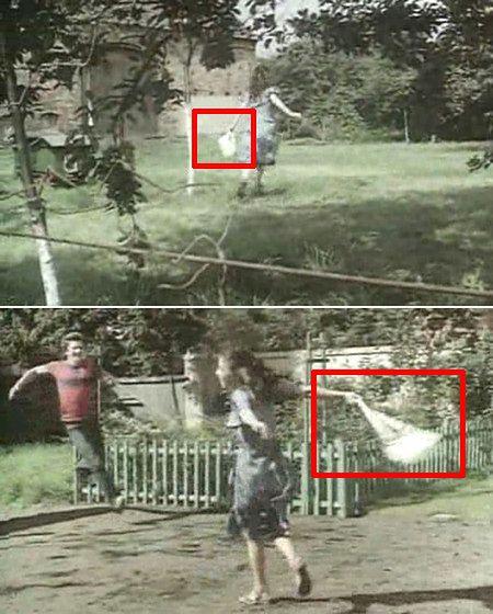 Żonglowanie torebeczką