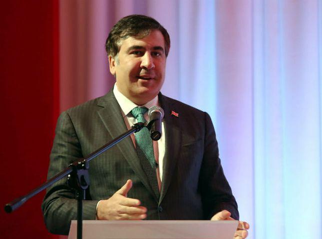 Micheil Saakaszwili szefem Rady Konsultacyjnej ds. Reform na Ukrainie
