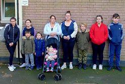 Sonya O'Loughlin jest matką dziesięciorga dzieci. Oskarżono ją, że zachodzi w ciążę dla zasiłków
