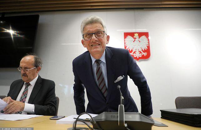 Stanisław Piotrowicz może nie zagrzać miejsca w Trybunale Konstytucyjnym
