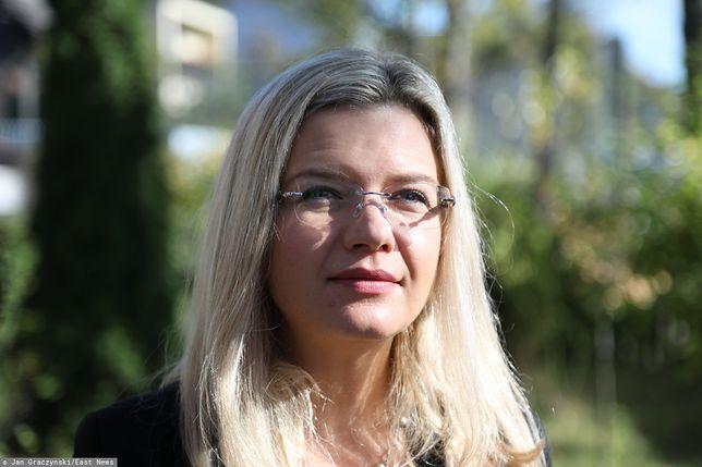 Amber Gold. Małgorzata Wassermann odniosła się do wyroku