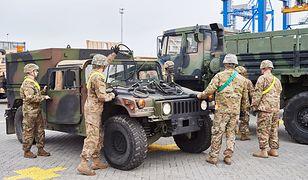 Niespodziewany przerzut wojsk USA do Europy