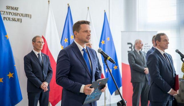 Warszawa świętuje 30-lecie polskich samorządów