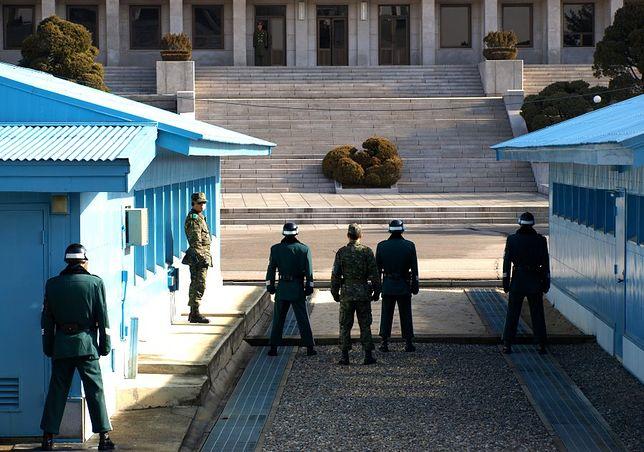 Jedyne takie miejsce na świecie - granica Korea Południowa/Północna